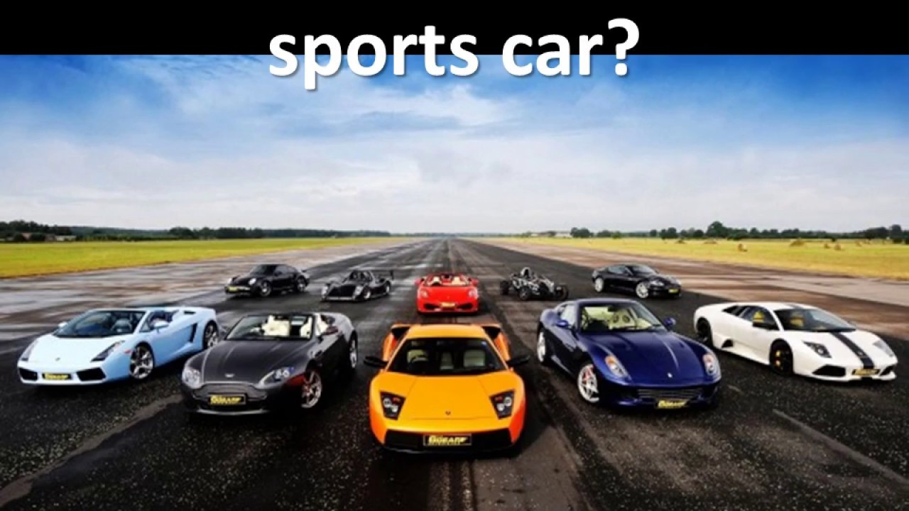 Quiz Crazy Sports Car Quiz Which Sports Car Belongs To You Youtube