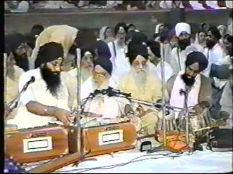 Bhai Mehar Singh Jee,Dusherra Samagam Delhi 1998