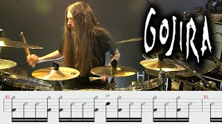 "Gojira - ""Born For One Thing"" - DRUM LESSON"