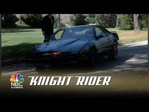 Knight Rider - Kitt vs. Karr | NBC Classics