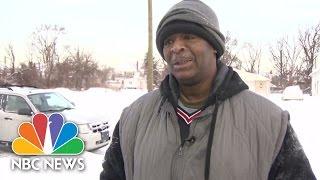 Detroit Man Walks 21 Miles Round Trip To Work Daily | NBC News