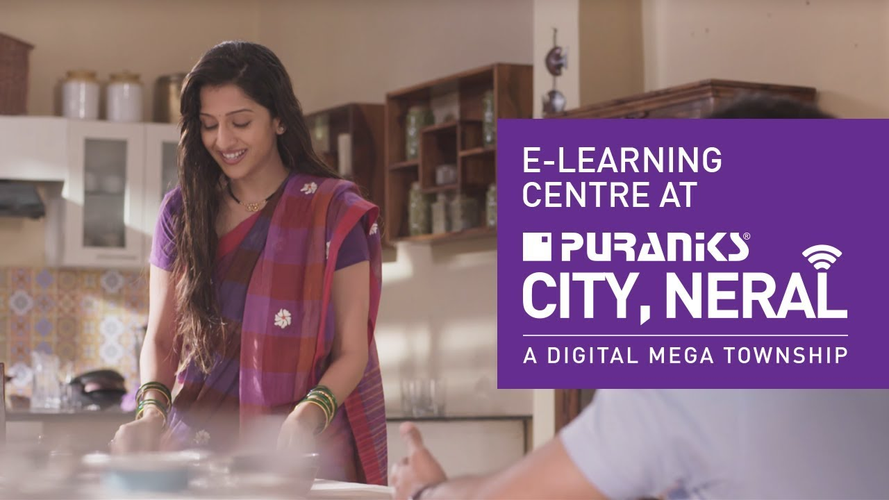 E-Learning Centre | Puraniks City Neral | Hindi