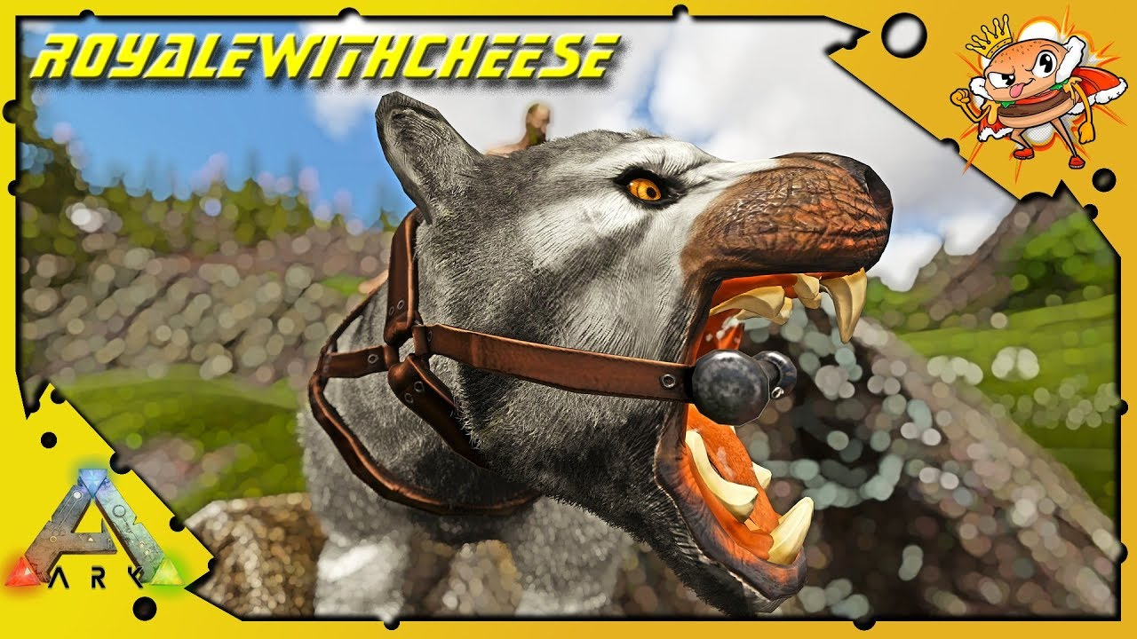 Download Stealing Wyvern Eggs To Tame A Max Level Thylacoleo - Ark: Survival Evolved [Cluster E20]