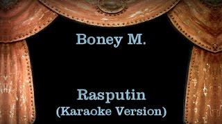 Boney M. - Rasputin - Lyrics (Karaoke Version)