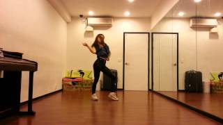 YG audition dance practice [Annie Kim]