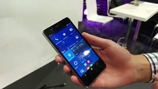 Trekstor WinPhone 5.0 - Hands-On mit dem Trekstor Windows Phone! (Review / Deutsch)