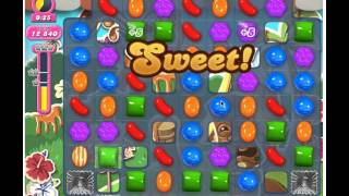 Candy Crush Level 198 - 3 Stars No Boosters