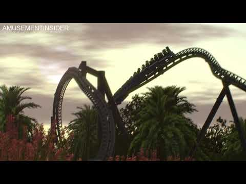 Jurassic Coaster Technical Analysis and Construction Update