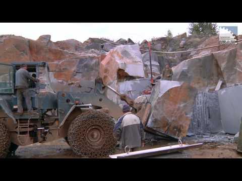 """Добыча натурального природного камня. Гранит, габбро. ЧП """"Иван"""""""