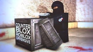 ROBLOX'TA CS:GO OYNAMAK (counter blox)