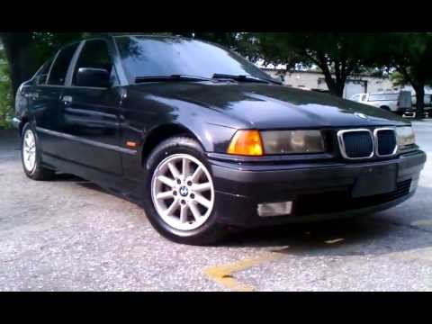 1998 bmw 318i black on black youtube. Black Bedroom Furniture Sets. Home Design Ideas