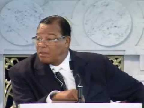 Minister Farrakhan Teaches On The Sacred Channel of The Woman