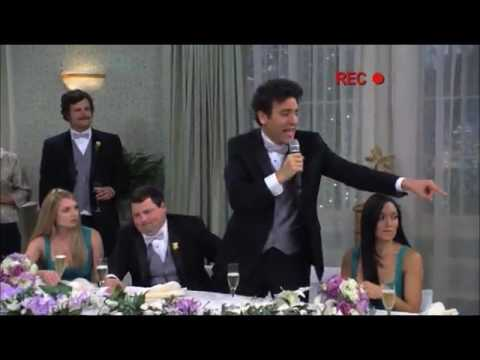 How I Met Your Mother Ted Mosby Design Remix Italiano