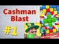 Cashman Blast Atualização e Outros
