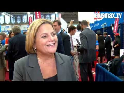 Rep. Ileana Ros-Lehtinen Reacts to the Final Presidential Debate