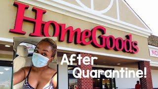 Shopping Homegoods After Quarantine ‼️ Home Decor Shopping ‼️