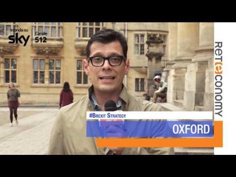 Oxford: la migliore università del mondo ha paura della Brexit
