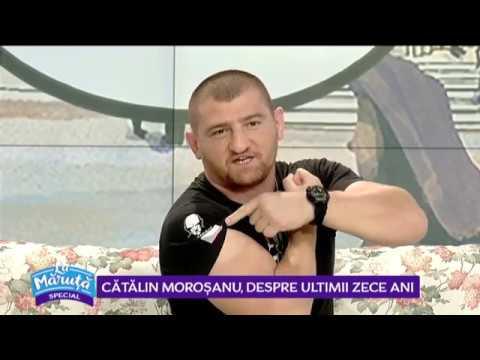 Catalin Morosanu, despre ultimii zece ani