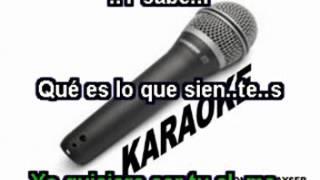 COMO CADA NOCHE   CAMILO SESTO   KARAOKE WMV V9