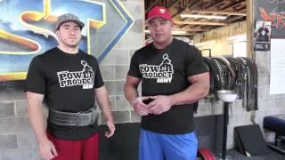 Марк Белл -Как правильно пользоваться тяжелоатлетическим ремнем(, 2014-08-24T14:13:41.000Z)