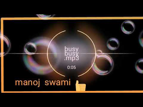 Busy Busy Dj Rimax Song