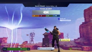 Fortnite Save The World Live Stream Ps4