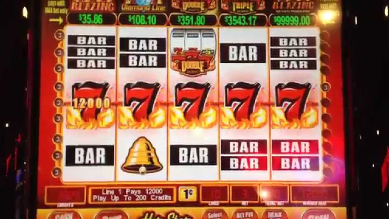 flaming sevens slots free progressive