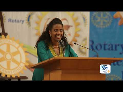 Amazing poetry by Laureate Yetnebersh Nigussie:  Amaregn (አማረኝ)