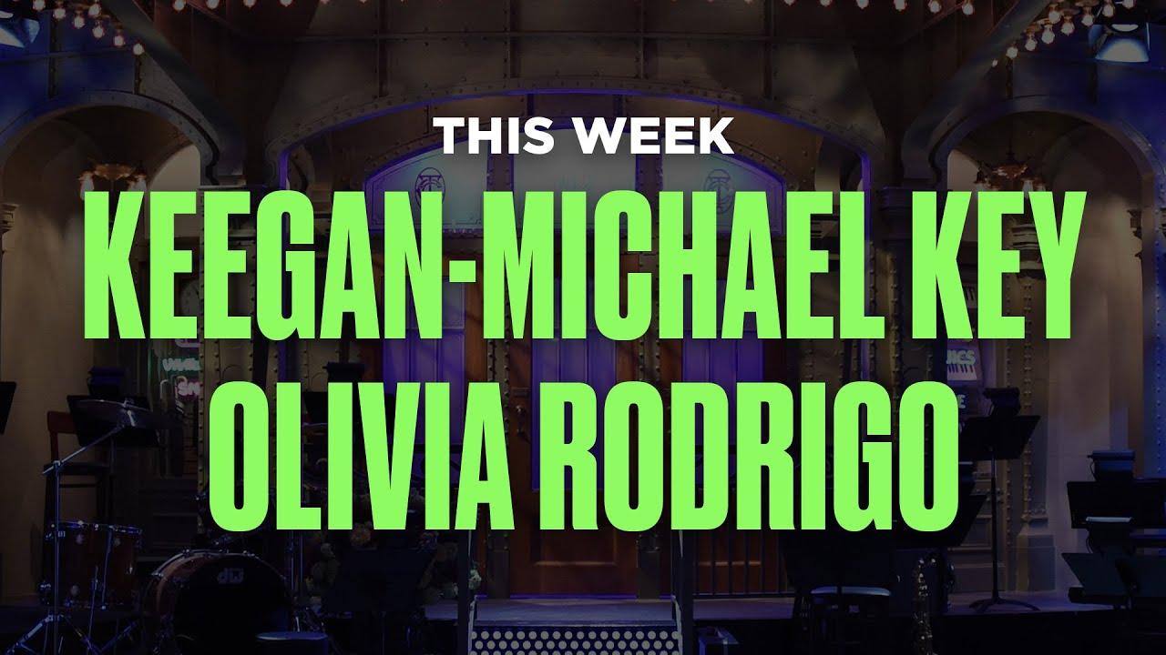 Keegan-Michael Key Is Hosting Saturday Night Live!