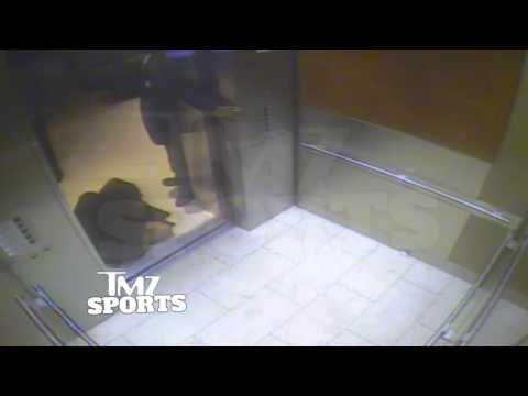 RAY RICE HITS FIANCE IN ELEVATOR