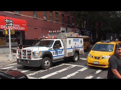 (New York) Emergency-Service-Unit ESU NYPD