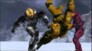 Red vs Blue: Burn it to the Ground