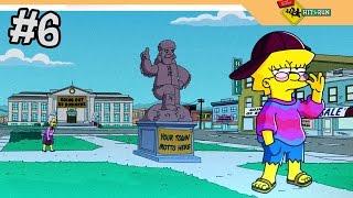 ГТА СИМПСОНЫ - ДЕРЗКАЯ ЛИЗА - The Simpsons Hit & Run прохождение на русском