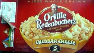 The Cheese Popcorn Song