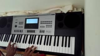 Gambar cover Ruk jaa oh dil deewani intro #DDLJ piano cover