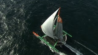 Hot Sailing and Cool Vibes | Volvo Ocean Race 2011-2012