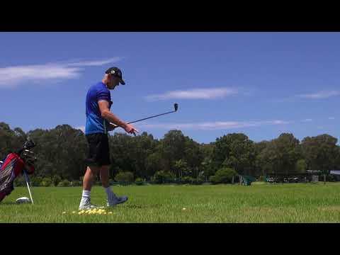 Easy Conventional Golf Swing  Setup/Address  Procedure.