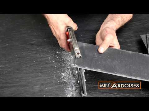 Comment tailler une ardoise