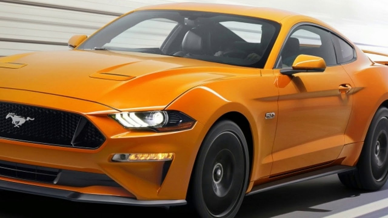 2017 Ford Mustang Mpg Gas Mileage Data