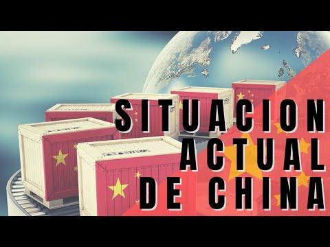 CHINA SITUACION ACTUAL HOY