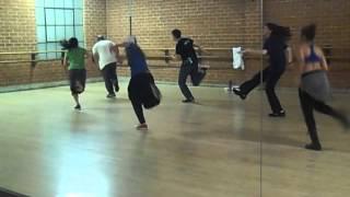 mylo in my arms remix sara vongillern choreography