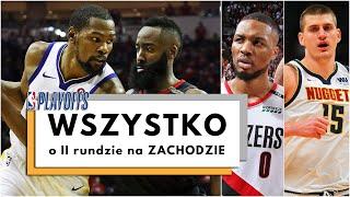 Czy ROCKETS zagrożą WARRIORS? Dame vs Jokić! ► SKARB KIBICA / NBA po POLSKU