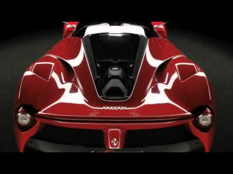 Super Sport Car Ferrari LaFerrari Official Video