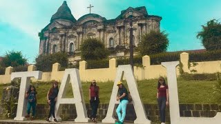 TRAVEL VLOG | TAAL, BATANGAS | PROJECT IN TPS