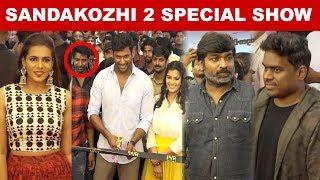 Sandakozhi 2 Celebrity Show