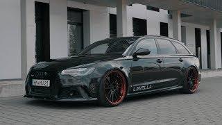 LEVELLA | Audi RS6 - Zeiten Messen 0-100, 100-200