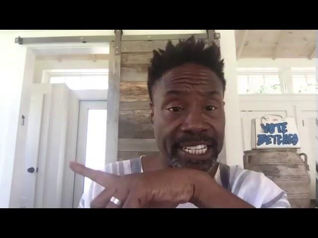 Billy Porter on giving no f*cks, Black Lives Matter and his upcoming memoir