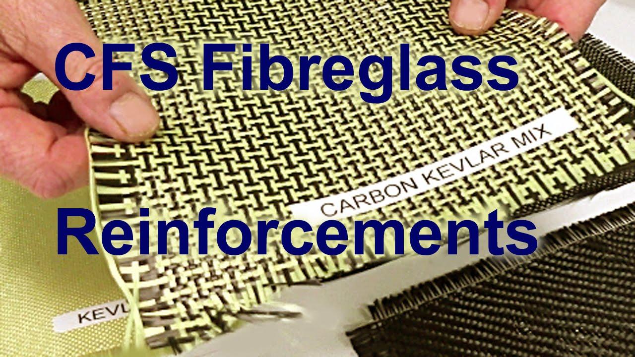 CFS Fibreglass Reinforcements