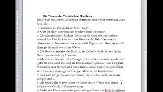 Armin Risi und die Evolutionstheorie 13Nov 2020 Vortrag Peter Panduranga Bayreuther Yoga Vidya Melle