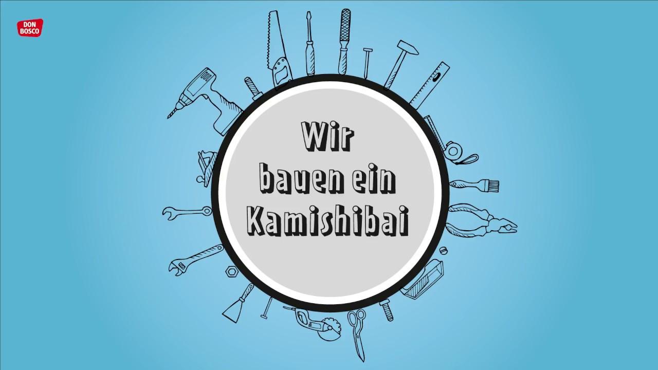 Kamishibai Bauanleitung, mit Download der Bauskizze - YouTube